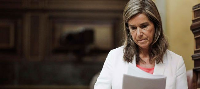 La Ministra de Sanidad, Ana Mato (Efe)