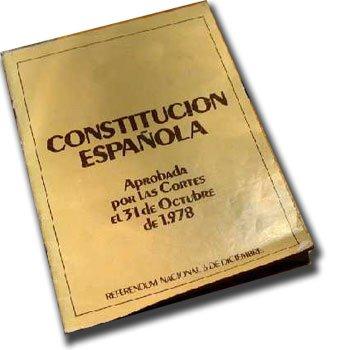 La Constitución española - JCRI