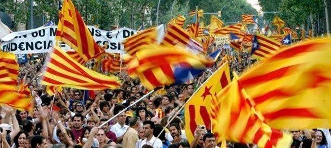 Manifestación en Barcelona (EFE)