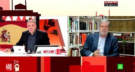 """Rodríguez Ibarra: """"Hablar sobre cómo bajar el paro es más difícil que el debate de Monarquía o República"""""""