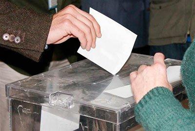 Elección de alcaldes