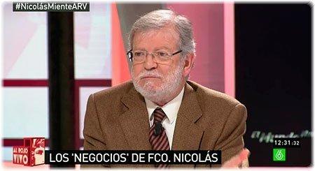 """JCRI en """"Al Rojo Vivo"""""""