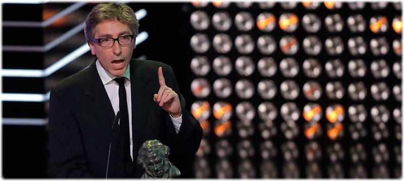 David Trueba: 'Al cine español le ha ido tan bien en estos tres últimos años porque no existe el Ministerio de Cultura'. (Efe)