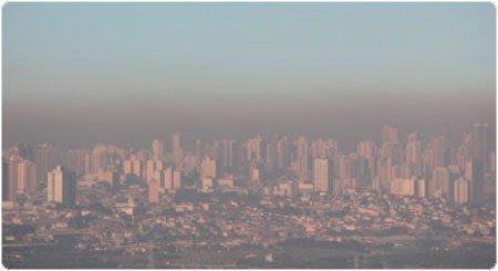 Contaminación en Madrid. EFE