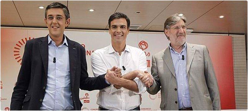 Primarias en el PSOE. (EFE)
