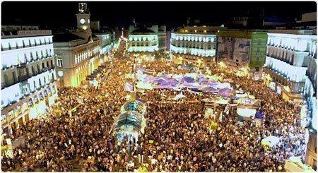 La Puerta del Sol en 2011