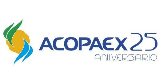 Acto 25 aniversario de Acopaex