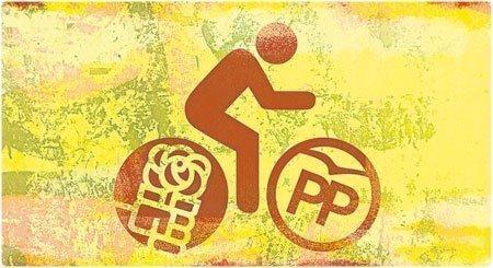 Un Gobierno del PP y el PSOE para luchar contra el independentismo: si fuera necesario, habría que hacerlo