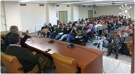 Conferencia de JCRI en la Facultad de Educación de la UEX