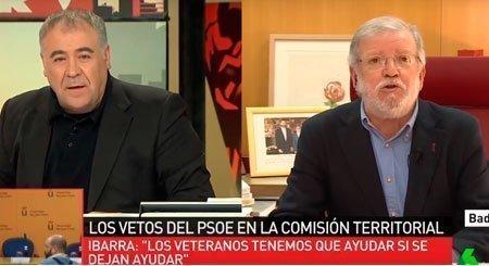 Entrevista a JCRI en Al Rojo Vivo