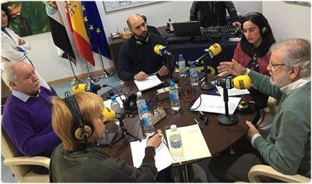 Extremadura a 2: entrevista a JCRI y Jesús Usón