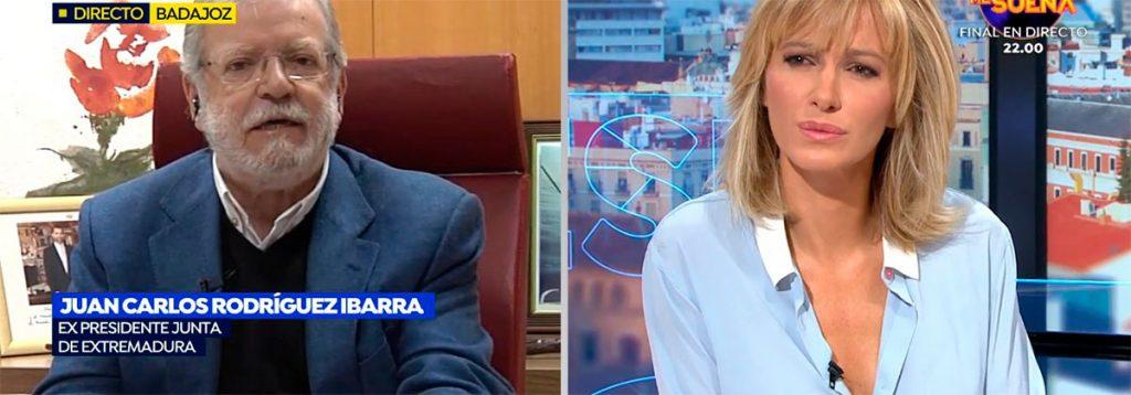 Entrevista a JCRI en Espejo Público