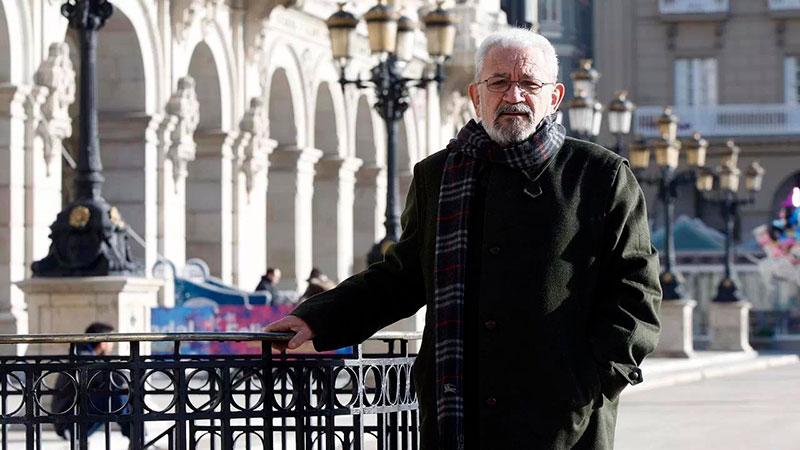 José Antonio Marcos Blanco. Foto: César Quian