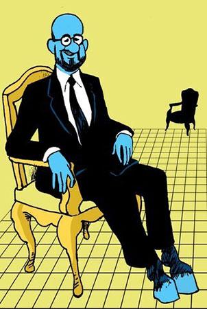 El presidente que sólo tenía dos sillones / rOSELL